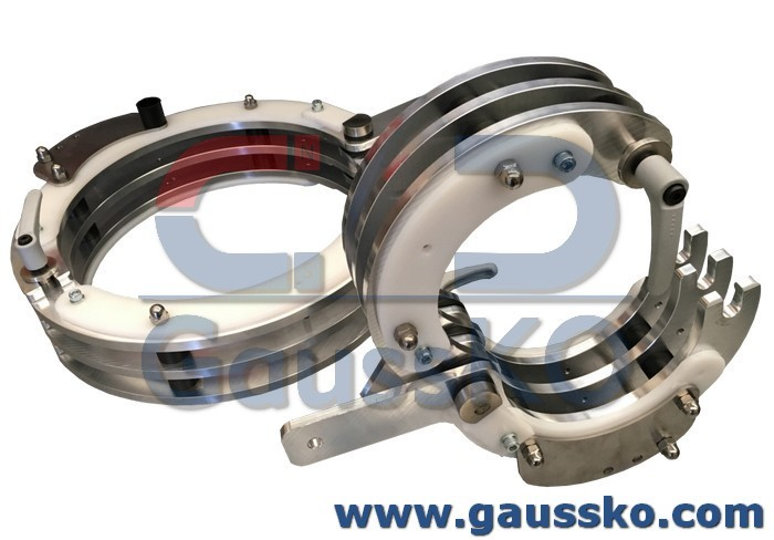 aluminium-openable-coil-for-railway-axles-demagnetization