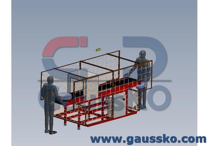 esempio-layout-smagnetizzatore-tunnel-nastro-trasportatore