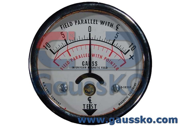 residual-magnetization-indicator