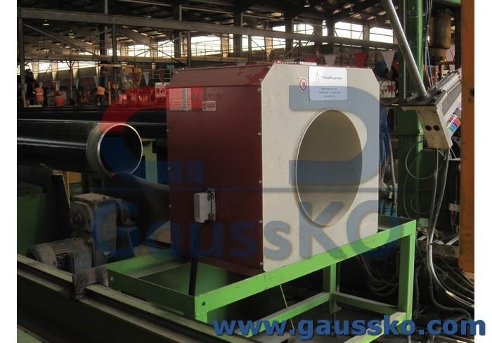 Smagnetizzazione tubi in produzione