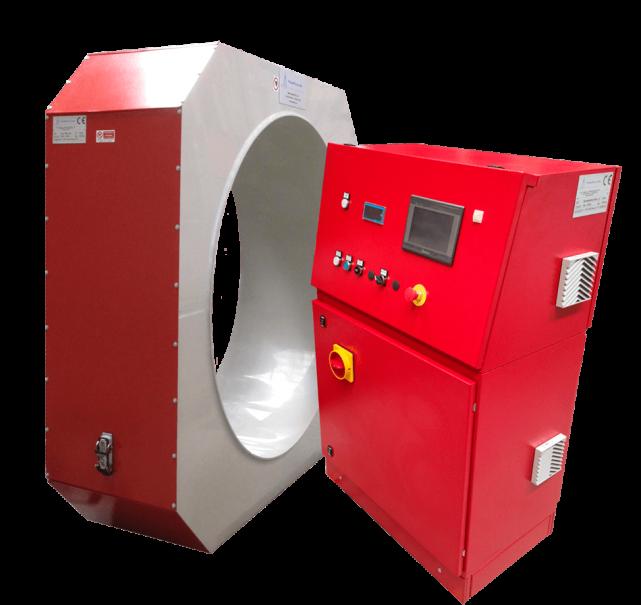 Rimozione magnetizzazione indotta quadro tunnel quadro
